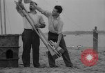 Image of First liquid fueled rocket Staten Island New York USA, 1933, second 8 stock footage video 65675071118