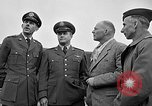 Image of air lift of men Paris France, 1952, second 6 stock footage video 65675071122