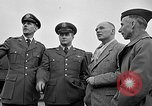 Image of air lift of men Paris France, 1952, second 7 stock footage video 65675071122