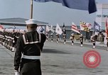 Image of Lord Mountbatten Washington DC USA, 1958, second 5 stock footage video 65675071128