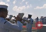 Image of Sixth Fleet anniversary Mediterranean Sea, 1968, second 5 stock footage video 65675071131