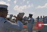 Image of Sixth Fleet anniversary Mediterranean Sea, 1968, second 6 stock footage video 65675071131