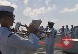 Image of Sixth Fleet anniversary Mediterranean Sea, 1968, second 7 stock footage video 65675071131