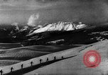Image of German alpine troops Germany, 1944, second 4 stock footage video 65675071152