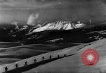 Image of German alpine troops Germany, 1944, second 6 stock footage video 65675071152