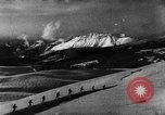 Image of German alpine troops Germany, 1944, second 7 stock footage video 65675071152
