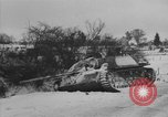 Image of 3rd Armored Division Sterpigny Belgium, 1945, second 7 stock footage video 65675071157