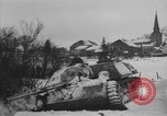 Image of 3rd Armored Division Sterpigny Belgium, 1945, second 11 stock footage video 65675071157