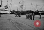 Image of evacuation Haiphong Vietnam, 1955, second 5 stock footage video 65675071167