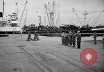 Image of evacuation Haiphong Vietnam, 1955, second 6 stock footage video 65675071167