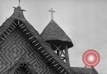 Image of Navy chapel Palau Islands, 1944, second 3 stock footage video 65675071178