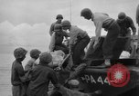 Image of amphibious landing Palau Islands, 1944, second 2 stock footage video 65675071179