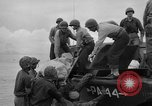 Image of amphibious landing Palau Islands, 1944, second 3 stock footage video 65675071179