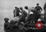 Image of amphibious landing Palau Islands, 1944, second 4 stock footage video 65675071179