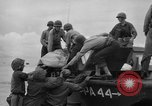 Image of amphibious landing Palau Islands, 1944, second 6 stock footage video 65675071179