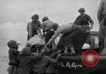 Image of amphibious landing Palau Islands, 1944, second 7 stock footage video 65675071179