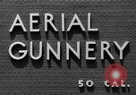 Image of aerial gunnery United States USA, 1944, second 2 stock footage video 65675071192