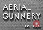 Image of aerial gunnery United States USA, 1944, second 3 stock footage video 65675071192