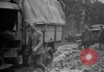 Image of trucks Sanzey Meurthe-et-Moselle France, 1918, second 9 stock footage video 65675071197