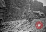 Image of trucks Sanzey Meurthe-et-Moselle France, 1918, second 12 stock footage video 65675071197