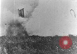 Image of Train collision World War I Belgium, 1916, second 12 stock footage video 65675071209