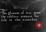 Image of German soldiers in trenches Europe, 1916, second 1 stock footage video 65675071210