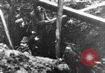Image of German soldiers in trenches Europe, 1916, second 3 stock footage video 65675071210