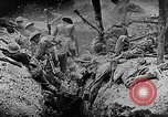 Image of British soldiers wearing gas masks Europe, 1916, second 4 stock footage video 65675071218