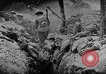 Image of British soldiers wearing gas masks Europe, 1916, second 6 stock footage video 65675071218