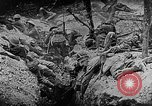 Image of British soldiers wearing gas masks Europe, 1916, second 10 stock footage video 65675071218