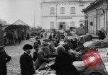 Image of market place Russia, 1918, second 5 stock footage video 65675071231