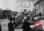 Image of market place Russia, 1918, second 7 stock footage video 65675071231