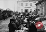Image of market place Russia, 1918, second 12 stock footage video 65675071231