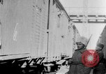 Image of railroads Russia, 1918, second 10 stock footage video 65675071233