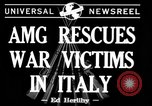Image of evacuation Italy, 1944, second 4 stock footage video 65675071246