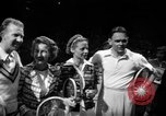 Image of Tennis match New York United States USA, 1944, second 4 stock footage video 65675071250