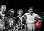 Image of Tennis match New York United States USA, 1944, second 5 stock footage video 65675071250
