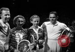 Image of Tennis match New York United States USA, 1944, second 6 stock footage video 65675071250