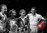 Image of Tennis match New York United States USA, 1944, second 7 stock footage video 65675071250