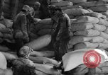 Image of bread Italy, 1944, second 9 stock footage video 65675071256