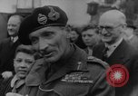 Image of Bernard Law Montgomery London England United Kingdom, 1944, second 6 stock footage video 65675071257