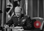 Image of Dwight D Eisenhower United Kingdom, 1944, second 9 stock footage video 65675071260