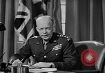 Image of Dwight D Eisenhower United Kingdom, 1944, second 10 stock footage video 65675071260