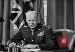 Image of Dwight D Eisenhower United Kingdom, 1944, second 11 stock footage video 65675071260