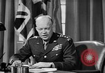 Image of Dwight D Eisenhower United Kingdom, 1944, second 12 stock footage video 65675071260