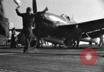 Image of Japanese air attack Pacific Ocean, 1945, second 6 stock footage video 65675071267