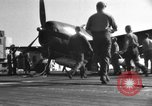 Image of Japanese air attack Pacific Ocean, 1945, second 7 stock footage video 65675071267