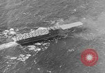 Image of Aircraft Carrier USS Enterprise Pacific Ocean, 1941, second 1 stock footage video 65675071274
