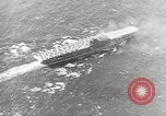 Image of Aircraft Carrier USS Enterprise Pacific Ocean, 1941, second 3 stock footage video 65675071274