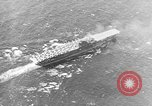 Image of Aircraft Carrier USS Enterprise Pacific Ocean, 1941, second 4 stock footage video 65675071274